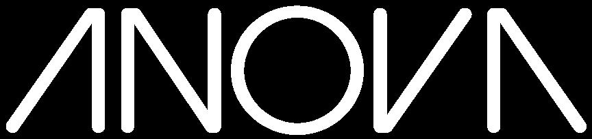 Anova Logo white